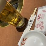 焼肉菜包 朴然 - ドリンク写真:大ジョッキ(クラシック)