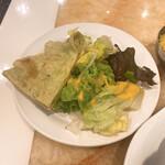 Mirannataraji - 緑ノナンとサラダ