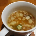 王様の食卓 - スープ