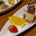 王様の食卓 - デザート