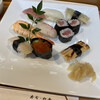 Yotsumezushi - 料理写真:上寿司