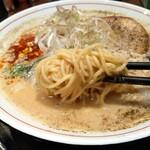 まっくうしゃ - 麺