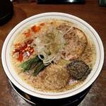 まっくうしゃ - 濃厚担々麺
