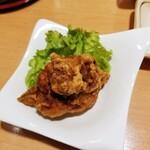 とれたて北海道 - ③道産鶏ももザンギ