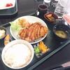 元気食堂 - 料理写真:チキンカツ定食 720円