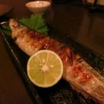 いまる - 秋刀魚塩焼き