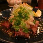 いまる - 黒毛和牛ステーキ(モモ)