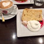 カフェ マリオ シフォン - 料理写真: