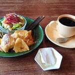 cafe HIFUMI - 料理写真: