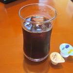 トエニ - アイスコーヒー(セットで+210円)