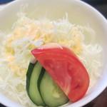 トエニ - サラダ