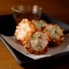 ごはんや一芯 - 料理写真:海老とふきのとうのあられ揚げ