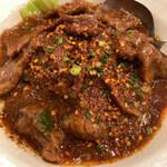 龍門 - 水煮牛肉