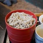中国山地蕎麦工房 ふなつ -