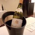 ラシェット - ワインはシャルドネに。