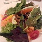 ラシェット - 加賀野菜とうなぎの燻製