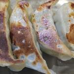 味の店 錦 不動前店 - 錦の餃子、久しぶりです。
