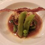 ラシェット - お魚料理♪