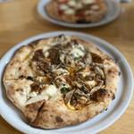 イルフォルノドーロ - その日のスペシャルピザ(赤牛ボロネーゼ)