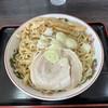 自家製太麺 渡辺 - 料理写真:油そば 400g 750円