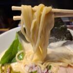 Chuukasobashigi - 麺リフ