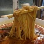 四川担担麺 阿吽 - 阿吽坦坦麺五辣の麺