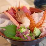 おかせい - 海鮮丼