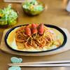 Kissaretoro - 料理写真:ナポリタン サラダ