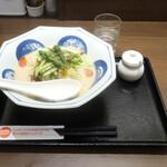 リンガーハット - とくちゃんぽん グリーンアスパラ890円