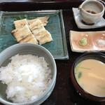 うなぎ料理 よし宗 - 料理写真:白焼き膳・上
