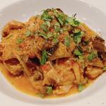 オステリア クロチェッタ - 薩摩地鶏のカチャトーラ