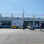 ヨロンの味たら - ☆ヨロン空港に到着!2月なのに気温24℃。太陽が眩しい。