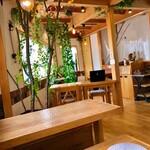 桜キッチンカフェ - 2階 小上がり キッズスペース