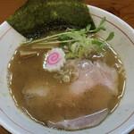 麺屋うさぎ - 煮干しラーメンヾ(๑⃙⃘´ꇴ`๑⃙⃘)ノ