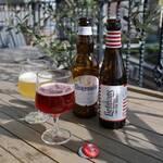 桜キッチンカフェ - ビール各種