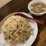 太助ラーメン - 料理写真:チャーハン