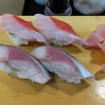幸寿司 - 金目鯛&さば