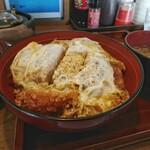なすび食堂 - 料理写真:カツ丼 [¥750]