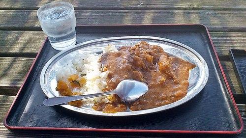 たぬきや 稲田堤 - カレー結構好きかも