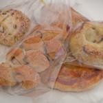 有のパン - パン色々