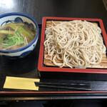 そばの前田屋 - 料理写真: