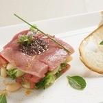 セグレト - 本マグロの前菜
