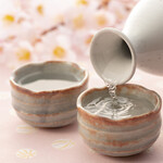 和食日和 おさけと - 桜・酒