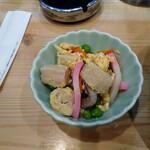初かすみ酒房 - 高野豆腐