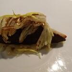 ギュール ルモンテ - 鯛のポワレに白菜。