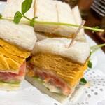 いち - 玉子サンド
