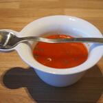 Tonkatsuyoushokunomiseitiban - スープ