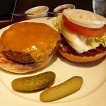 ゴッサムグリル - ハンバーガー