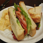 ウエストパーク・カフェ - BLT IS GOOD!!
