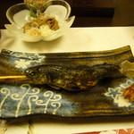 14710613 - 岩魚の塩焼き
